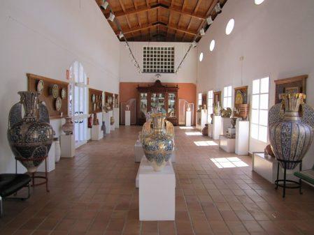 exposición permanente escuela de artesanos gelves - ruta magallanes gelves