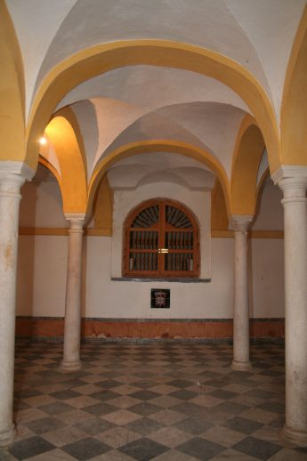 cripta vertical - ruta magallanes gelves